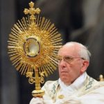 Eucharistic adoration shows God's majesty, Cardinal Nichols says