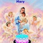 NOBLE QUEEN'S BIRTH: A reflection on the Nativity of the Blessed Virgin Mary.