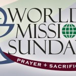 HOMILY FOR THE TWENTY-NINTH SUNDAY IN ORDINARY TIME YEAR A. (8) WORLD MISSION SUNDAY