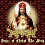 YEAR C: HOMILY FOR THE SOLEMNITY OF CHRIST THE KING (2)