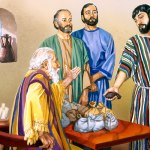 HOMILY FOR THE 33RD SUNDAY IN ORDINARY TIME YEAR A  (6)