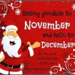 BEGINNING OF THE END: A December reflection and prayer.