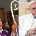 Ahiara Diocese: Pope backs down in dispute with Nigerian priests, accepts bishop Okpaleke's resignation
