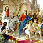 YEAR C: HOMILY FOR PALM SUNDAY OF THE PASSION OF THE LORD (1)