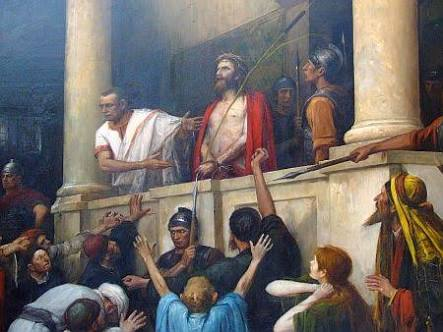 HOMILY FOR PALM SUNDAY OF THE PASSION OF THE LORD YEAR B (10