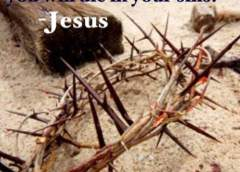HOMILY FOR TUESDAY OF THE FIFTH WEEK OF LENT YEAR B (1)