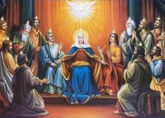 YEAR B: HOMILY FOR PENTECOST SUNDAY (1)