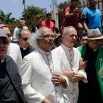 Cardinal, nuncio and bishop attacked by mob in Nicaragua