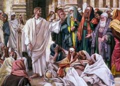 YEAR A: HOMILY FOR WEDNESDAY OF THE 24TH WEEK IN ORDINARY TIME (2)