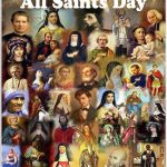 YEAR B: HOMILY FOR THE SOLEMNITY OF ALL SAINTS (2)