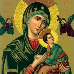 NOVENA TO OUR LADY OF PERPETUAL HELP PRAYER DAY 1