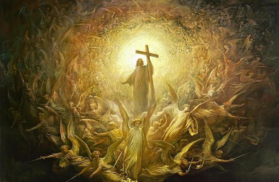 Image result for Jesus satan