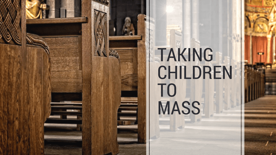 Tips for taking kids to church