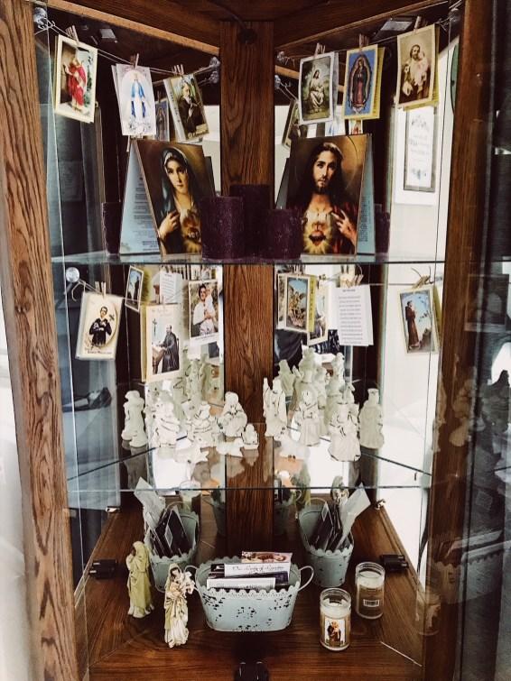 Catholic decor