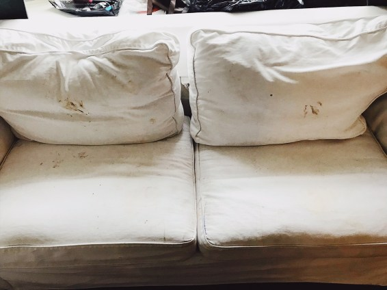 cleaning ikea couch cover