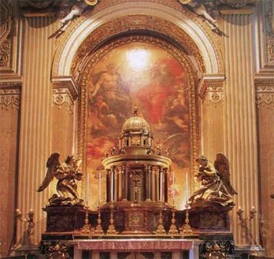 bl Sacrament and fra ang