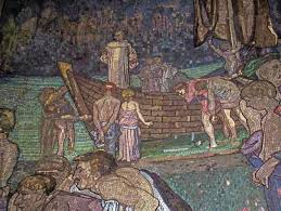 Aidan freeing slaves