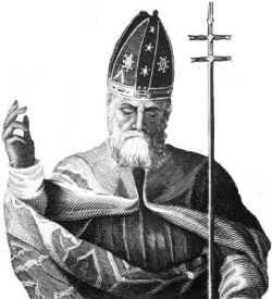 sveti Flanan - škof