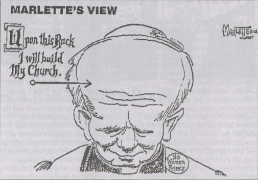Newsday's Marlette Offends Twice in One Week