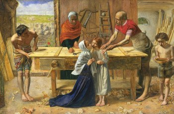 Christ in the House of His Parents