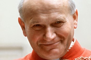 A prayer to Mary, Mother of Advent from St. John Paul II