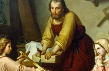 Pray this daily novena prayer in honor of St. Joseph