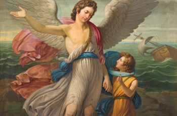 Prayer to St. Raphael for anyone suffering