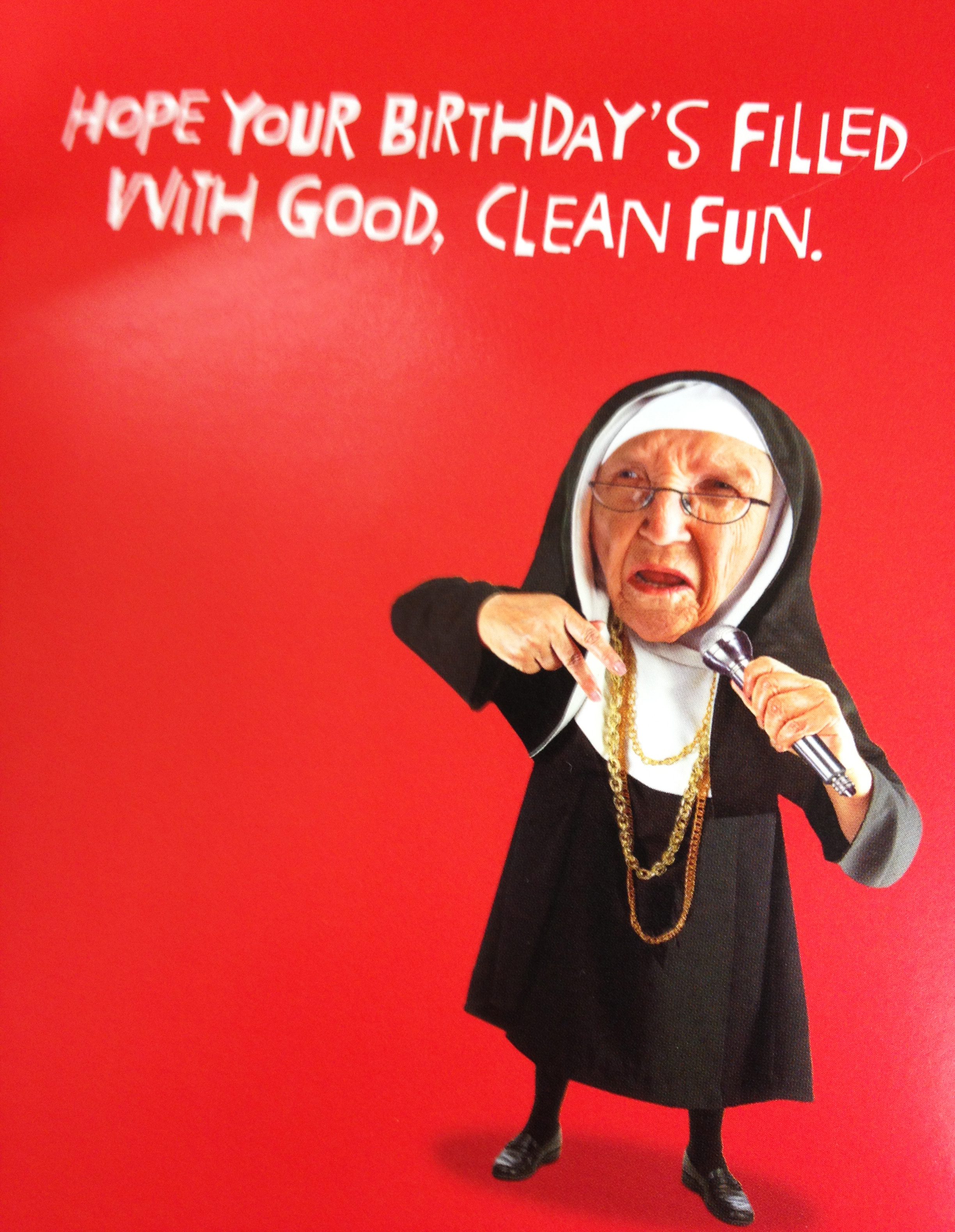 Is Good Clean Fun Possible No Says American Greetings Not According To The Catholic Church