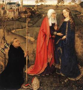 The visitation of mary feast day