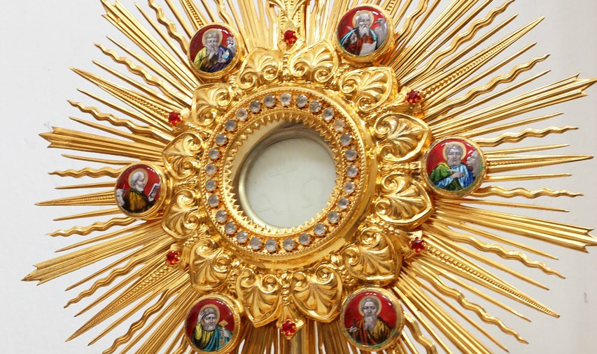 Jesus, oh my Jesus!  Recognizing the True Presence in the Eucharist