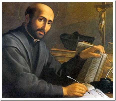 Feast Day of St. Ignatius of Loyola, Sunday July 31st