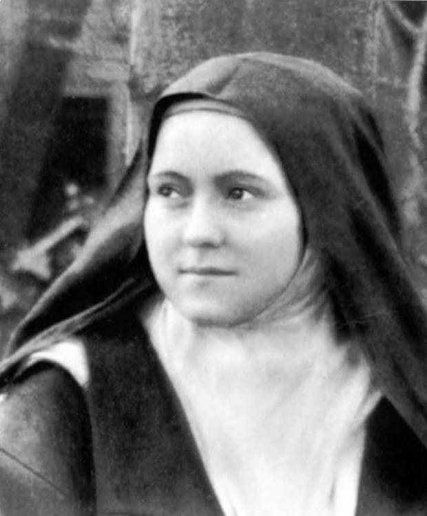 OCTOBER 1  ST. THERESE OF LISIEUX OF THE CHILD JESUS