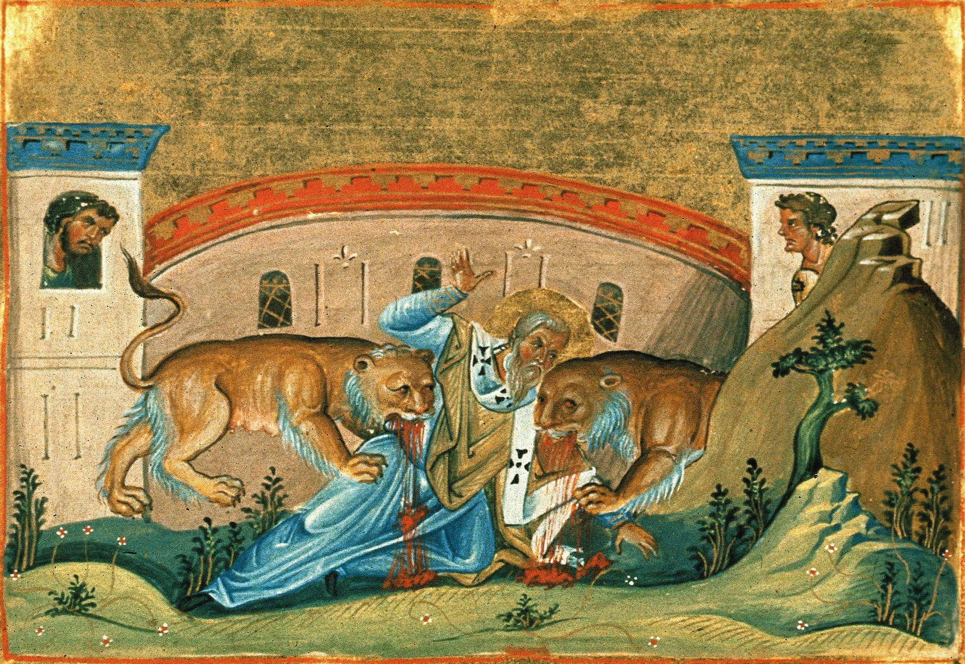 Monday October 17 St. Ignatius of Antioch