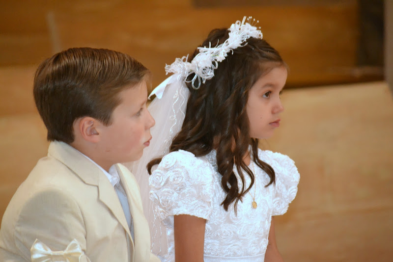 5 Ways to Help Your Child Prepare for First Communion