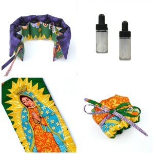 Essential Oils with a Catholic Carrying case