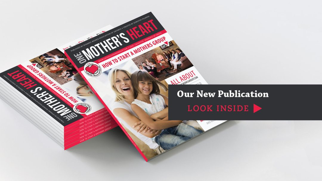 Join Us! become a Mothers Group Leader