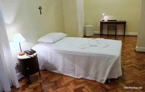 The Pontifical Council For Social Communications Has Posted A Series Of Photos Room Where Pope Francis Will Stay During His Visit To Brazil World