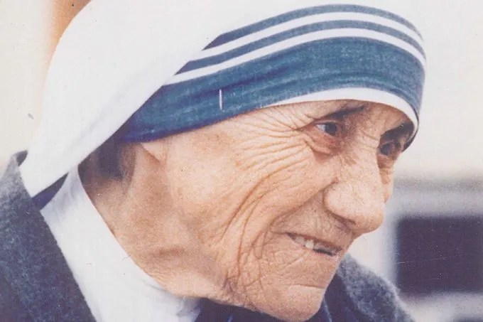 Prayer for the Intercession of Blessed Mother Teresa of
