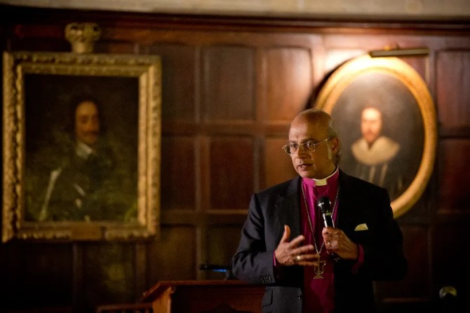 The Rt. Rev. Michael Nazir-Ali, the former Anglican bishop of Rochester, England