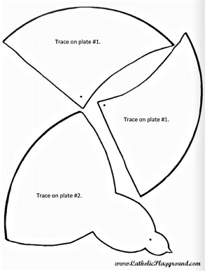 Holy Spirit Scripture Wheel