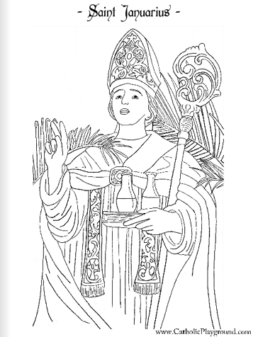 st. joan Colouring Pages