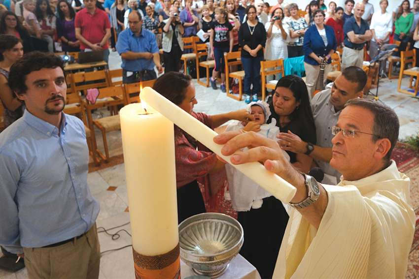 catholic leaders in holy land ask