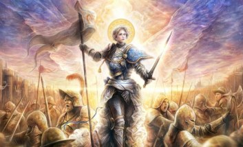St. Joan of Arc: An Example of Courage in the Face of Ridicule | Catholic  Dating Online - Find Your Match Today!