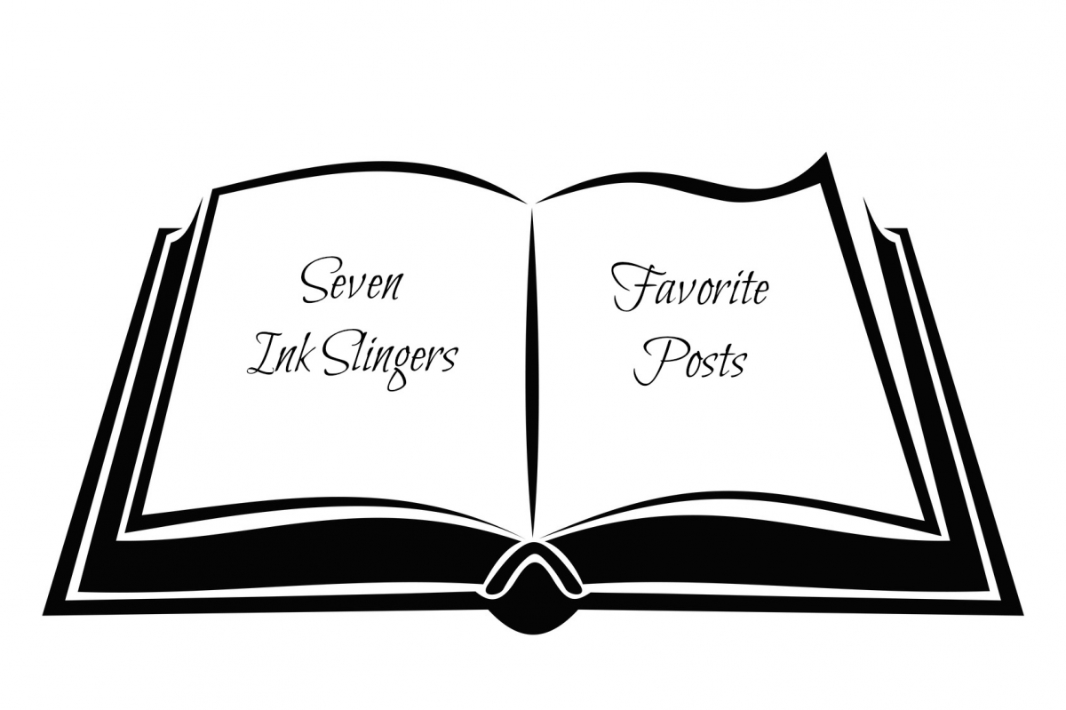 Seven Catholic Sistas Ink Slingers favorite posts and why