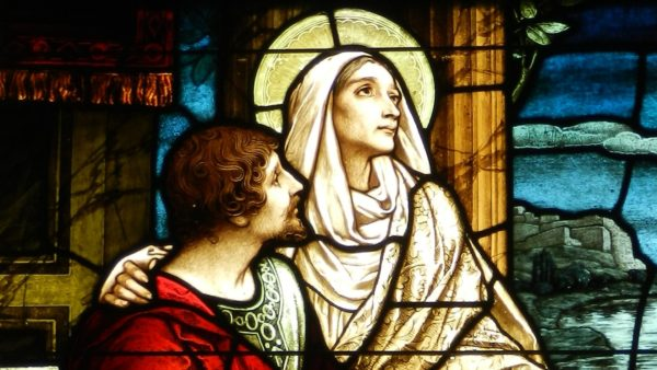 PRAYER TO SAINT MONICA. For all women with difficult husbands, children and in-laws.