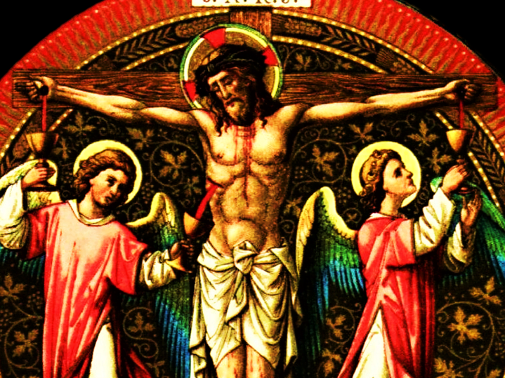 Good Friday reading: THE POWER OF CHRIST'S BLOOD (St. John Chrysostom).