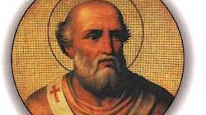 May 18: POPE ST. JOHN I, Pope and Martyr.
