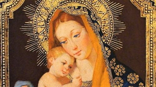 WHY DO CATHOLICS LOVE MOTHER MARY? HERE'S WHY.