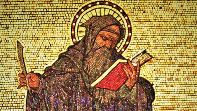 May 25:  ST. BEDE, THE VENERABLE. DOCTOR OF THE CHURCH. I desire to see Christ!