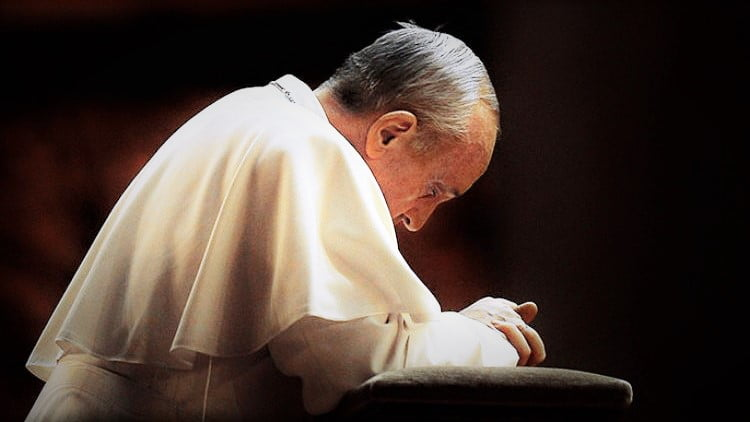 "POPE FRANCIS ON TODAY'S GOSPEL ON SERVICE: ""WE ARE UNWORTHY SERVANTS."""
